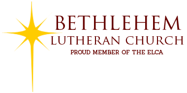 Bethlehem Lutheran Church Logo